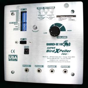 super-birdxpeller-pro-control-panel