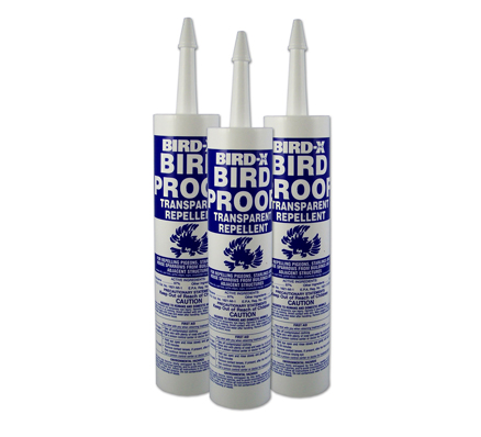 Bird proof Gel
