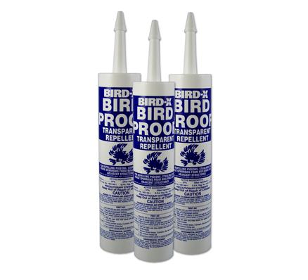 Bird proof Gel