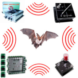 Ultrasonic Bat Repellent