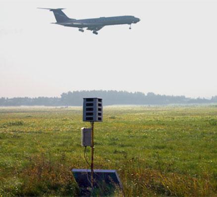 Mega Blaster Pro Airport Bird Control System Bird Repellent