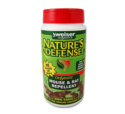 Natural Rodent Repellent