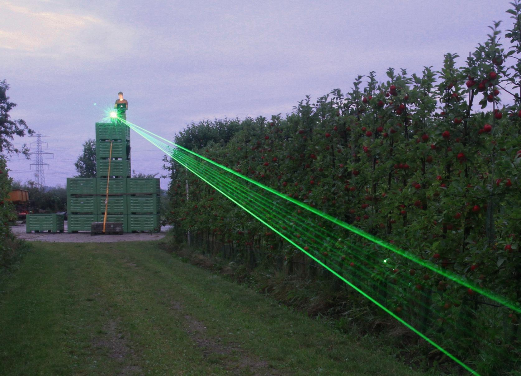 Agrilaser Autonomic Laser Bird Repeller Wide Area Bird