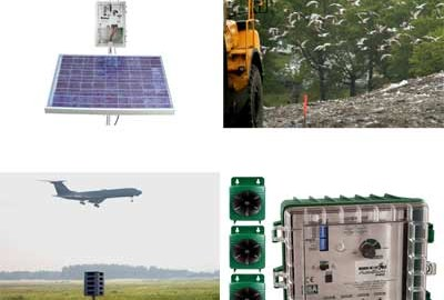 Airport Bird Control Products Bird Deterrent System For