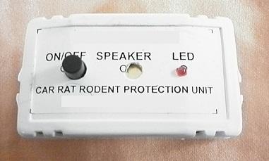 Car Rat Repellent