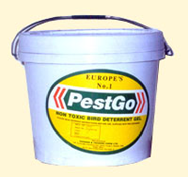 Non-Toxic Bird Repellent Gel, Pestgo Bird Gel India