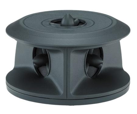 Ultrasonic Pest Repeller 3D Stereo Wave